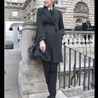 Mode tendance street style defiles London str RF11 1663