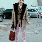 Mode street style homme look tendances defiles haute couture paris 1
