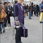 Mode street style homme look tendances defiles haute couture paris 11
