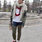 Mode street style homme look tendances defiles haute couture paris 13