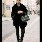 Mode tendance shopping street style look rock Nelly
