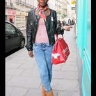 Mode tendance shopping street style look rock Rebecca