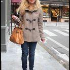 Mode street style tendance look jean Adeline