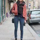 Mode street style tendance look jean Alethea