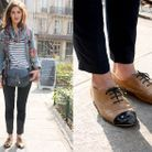 Mode street style chaussures elise