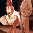 Marilyn Monroe et Tom Ewell