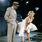Quand le souffle du métro soulève la robe de Marilyn Monroe