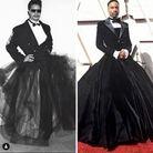 Une robe hommage à Hector Xtravaganza
