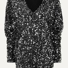 Robe à paillettes Rotate Birger Christensen