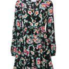 Robe fleurie Tanya Taylor