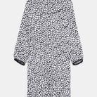 Robe à fleurs soldée Zara