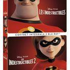 Coffret 2 DVD «Les Indestructibles»