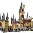 Le château de Poudlard en LEGO®