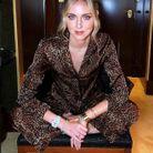 Un pyjama léopard comme Chiara Ferragni