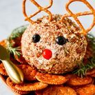 Boules de fromage Rudolph