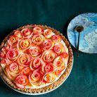 Christmas cake : Tarte aux pommes et au sirop d'érable