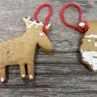 Recette : gingerbread à suspendre