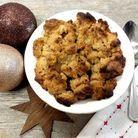 Recette : gingerbread en crumble