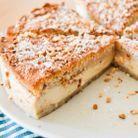 Gâteau magique au praliné
