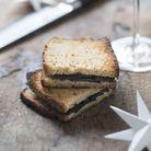Sandwichs à la truffe noire de Michel Rostang