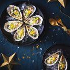 Huîtres bretonnes