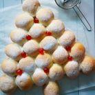 Sapin gourmand de Noël boulanger