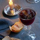Cocktail negroni aux épices