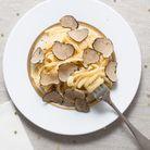 Pâtes truffe et noix