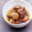 Soupe de figues aux épices