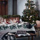 Une décoration de table moderne et chaleureuse