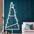 Faux sapin de Noël à fixer au mur