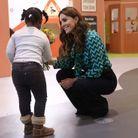 Kate Middleton est très attachée aux questions liées à l'éducation des plus petits