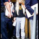 Arrêtée avec sa perruque blonde