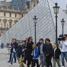Au Louvre en famille