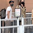 Angelina Jolie à l'aéroport de New York