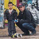 Brad Pitt devient papa
