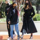 Zahara et sa mère en promenade en tête à tête