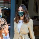 Angelina Jolie à Paris