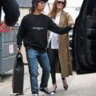 Angelina Jolie et Pax Thien