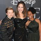 Angelina Jolie et ses filles