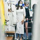L'actrice a fait une virée shopping à Los Angeles