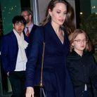 Maddox, Angelina et Vivienne