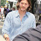Ashton Kutcher évite la presse