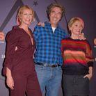Alexandra Lamy, Eric Lavaine et Anne Marivin