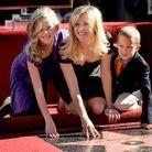 Reese reçoit son étoile sur le Walk of Fame