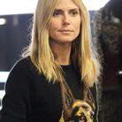 Heidi klum sans make up