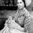Le baptême de la princesse Anne