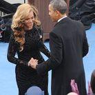 Queen B, toujours là pour Barack Obama