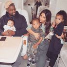 Chicago, la fille de Kim Kardashian et Kanye West