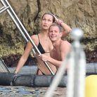 Bella Hadid et Marc Kalman se sont offerts un plongeon dans la mer Méditerranée